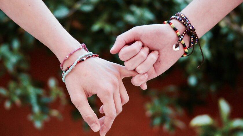 fabrication du bracelet mala